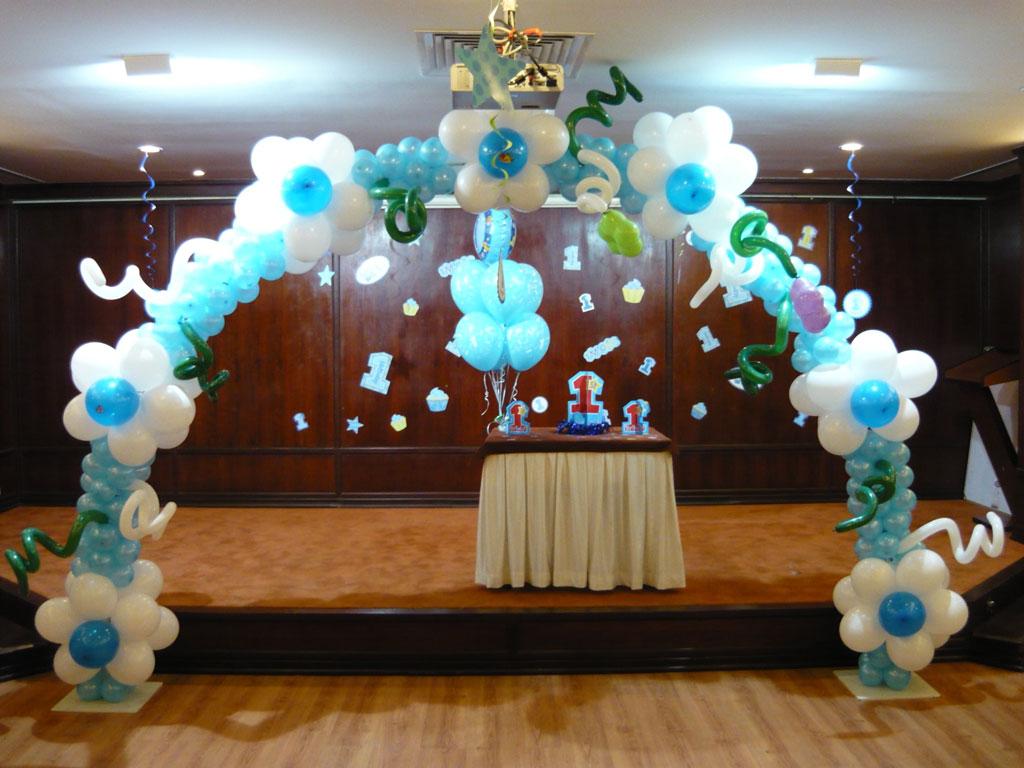 Balloon Decoration Images