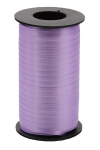 Balloon Curling Ribbon Lavender