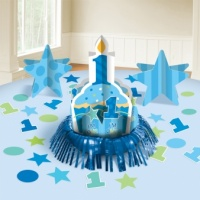 1 st Birthday Boy Table Decorating Kit