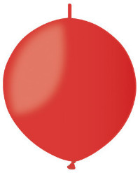 Link Balloons Pastel Red