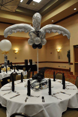 Lomey Pedestals for Centrepiece decoration