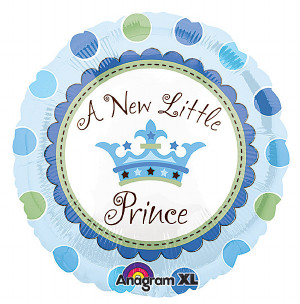 New Little Prince Foil Balloon from anagram