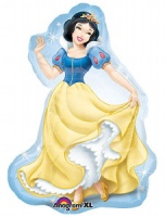 Snow White Super Shape foil balloon x 1 piece