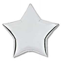 Star Foil Balloon 36
